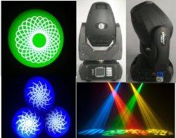 Étape 2 R d'éclairage à LED 120 W Spot Déplacement du faisceau feu de route de la tête pour le parti, Club, Mariage