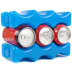 La nueva 600ml Gel congelador bloques de hielo refrigerador frío reutilizable Pack de inyección de agua de la bolsa de viaje de picnic lunch box de almacenamiento de alimentos frescos
