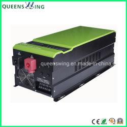 محول التيار المتردد/التيار المستمر بقدرة 7 كيلوفولت أمبير/5000 واط/5 كيلوواط، محول الطاقة الشمسية منخفض التردد (QW-S7K)