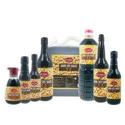 Китайские специи основную часть Fermented кошерная пищевая добавка оптовой темный соевый соус