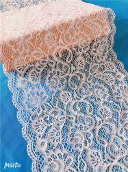 Al por mayor de 22cm estirar el tejido de nylon spandex de encaje de lenceria
