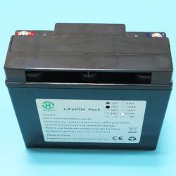 Batterij de met lange levensuur van het Pak 12.8V van de Batterij van de Cyclus LiFePO4 20ah met BMS voor de Levering van de Macht van de Opslag