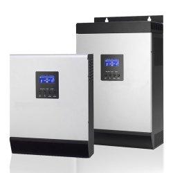 Солнечная энергия инвертор гибридный инвертор Builtin MPPT DC 12V 24V 48V к сети переменного тока 220V 230 В 1000W 3000W 5000W