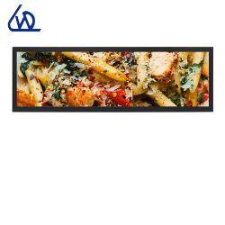 47.1 pouces écran tactile ultra large affichage étagère de barre d'étirement écran LCD