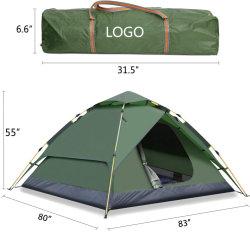 Outdoor Camping Plage Big Camper remorque tentes Tente de camp