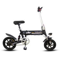 Ultra helle Legierung, die e-Fahrrad, verstecktes Batterie-elektrisches Fahrrad, preiswertestes E-Fahrrad 36V faltet