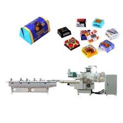Automatische Versiegelung Folie Falten Tablette Verpackung / Verpackung / Verpackung Maschine für Schokolade