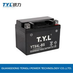 12V4AH Batterie au plomb Wet-Charged MF