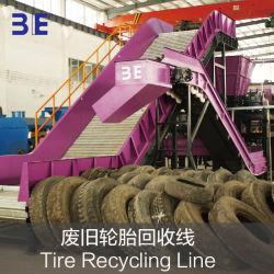 máquina de reciclaje de neumáticos de neumáticos