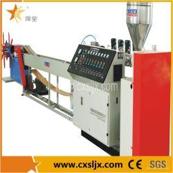 Caixa de PVC flexível a fita de vedação extrusão da linha de produção