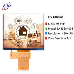 IPS 480*480 RGB 공용영역 스페셜 3.95 인치 LCD 스크린