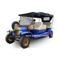 Wartungsfreier 8 Seater elektrischer Passagier-besichtigenauto