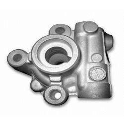 사용자 지정 DIN 1706 260 알루미늄 주조 파트 단조 휠 금속 프로그 실리콘 고무 주조 강철 주물 연속 주조 1
