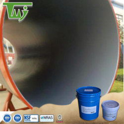 Hohe feste schützende Epoxidbeschichtungen für duktilen Eisen-Befestigungs-Rohr-Kontaktbuchse-Rohr-Zapfen Wb-108