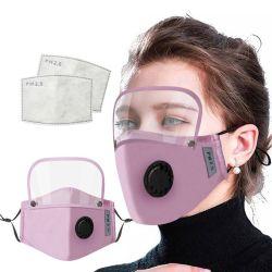クロスボーダー保護内蔵マスク Pure Cotton PM2.5 フィルターマスク取り外し可能 中国製の洗浄マスクカスタムマスク個人用保護具
