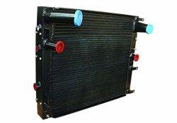 Alu 작풍 공기에 의하여 냉각되는 Anti-Vibration &Dust 주문 열교환기 방열기