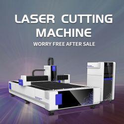 Njwg 3015c 1000W-12000W CNC-Doppelantrieb-Metallfaser-Laser, offen Schneidemaschine