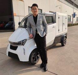 Cee L7e Europa coche eléctrico de transporte de logística de entrega