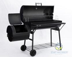 Новая конструкция для использования вне помещений/гриля для барбекю с активированным углем для установки в стойку для Smokehouse стейк, курицу, овца, ребра