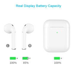 Fabrik-Gro?verkauf 5.0 Tws Bluetooth Earbuds Kopfh?rer mit dem GPS-Funktion InOhr entdecken Fühler Superba?-Earbuds