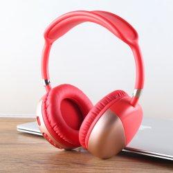Fone de ouvido wireless Bluetooth Estéreo Capacete Música Fone de ouvido com microfone Dom