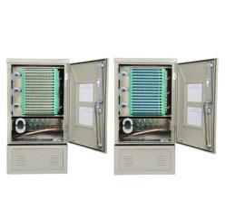 144 SMC Оптоволоконный Креста подключите кабинета, оптических креста связи кабинета, для использования вне помещений оптоволоконный креста кабинета FTTH шкафа электроавтоматики