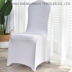 結婚式の宴会のための会議の椅子カバーを厚くしなさい