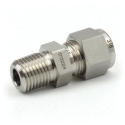 تركيبات أنبوب الضغط 316 من الفولاذ المقاوم للصدأ موصل المزدوجة الحرارية
