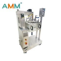 AMM-20L 실험실 초음파 진공 호모원화기 교반수정체 유화제 공정 혼합 반응 반응기 주전자