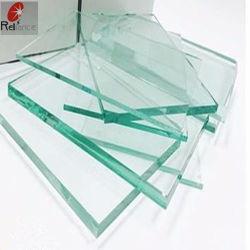 het 1.3mm/1.8mm Gelamineerde Duidelijke Glas van het Blad van de Vlotter met ISO