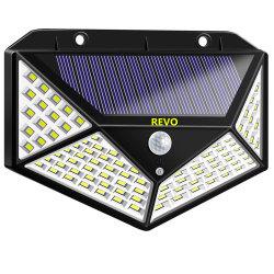 Nuovo indicatore luminoso solare del sensore di movimento 2019 per il garage esterno (RS2100)