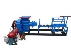 Abgefeuerte nicht leere Lehm-Ziegeleimaschine automatische Lehm-Ziegelstein-Extruder-Maschine