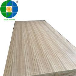 豪華な合板の装飾の家具の自然なチークの合板は使用した