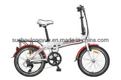 A dobragem de bicicletas eléctricas 1Z1201TDM