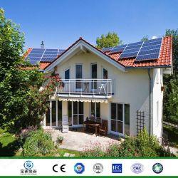 Сетка связаны 5 квт солнечной энергии системы Home солнечной системы питания 5000W для миниатюры на крыше