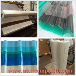 P30粉の透過シートのためのガラス繊維によって切り刻まれる繊維のマット