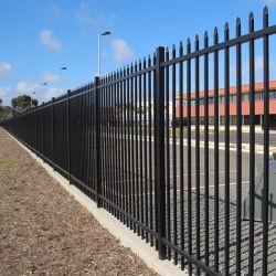 Оптовая торговля Ограждения панели из алюминия ограждения копье пикет фехтование сад ограждения стены безопасности