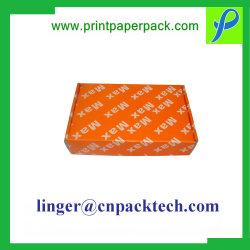 Impressão Offset de papelão personalizada Flip Caixa de Exibição do produto
