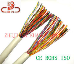 Телефонный кабель Hyv Cat3/компьютер кабельное / кабель данных/ кабель связи/ разъем/ звуковой кабель