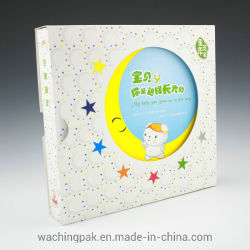 Envie d'enfants d'impression Livre avec couverture rigide Carton livre pour enfants de l'impression en Impression de livres
