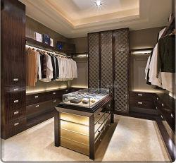 С одной спальней и цельной древесины мебель современная шкаф домашней мебели