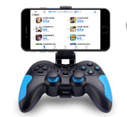 Manette de jeu du manche à balai à main pour smartphone Android, Jeux