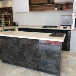 Os novos painéis de madeira casa estilo Armários de cozinha