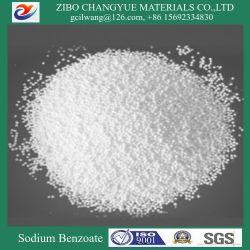 Additif alimentaire Benzoate de sodium comme agent de conservation