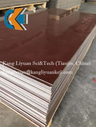 Strato fenolico /Micarta della bachelite del laminato del tessuto di cotone della Cina 3025