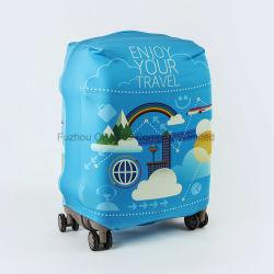 Duradero de Viajes Personalizada cubierta de protección de la maleta de equipaje