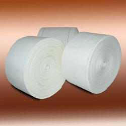 Fibras sintéticas Air-Permeable Correia, Calhas Airslide, tecido de malha para pó, tecido de pó de cimento, tecido Calhas Airslide