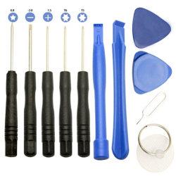 Les téléphones cellulaires professionnel de l'ouverture Faire levier sur le Repair Tool Kits tournevis Jeu d'outils du Smartphone
