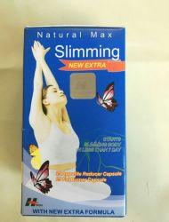 Max naturelles Slimming Capsules bleu produits minceur de perte de poids