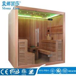 Sauna van /Outdoor van de Zaal van de Sauna van China de draagbaar/Huis m-6043 van de Sauna